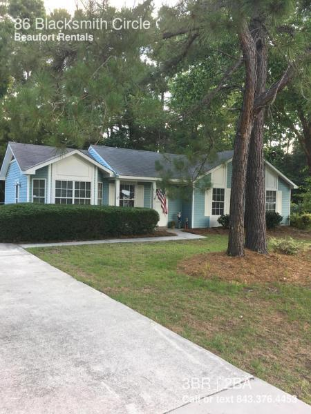 House for Rent in Beaufort