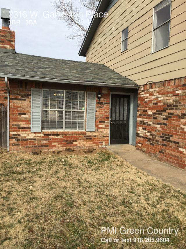 House for Rent in Broken Arrow