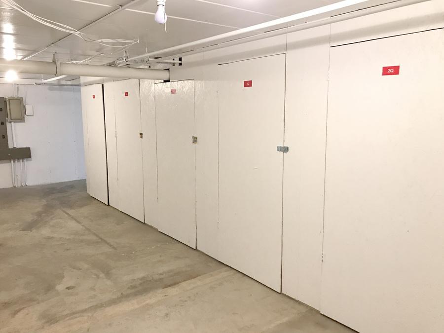 Storage enhanced