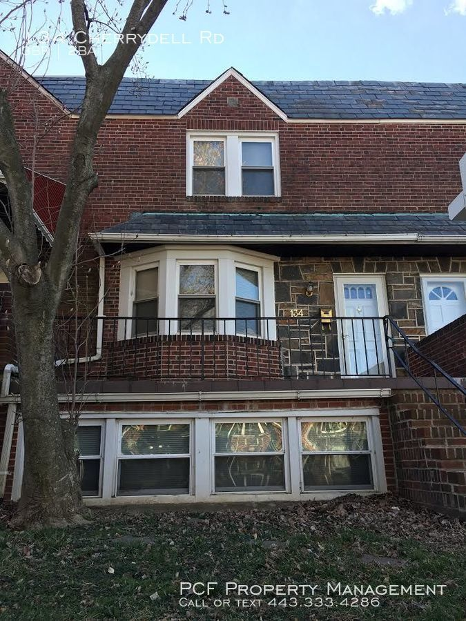 Townhouse for Rent in Catonsville