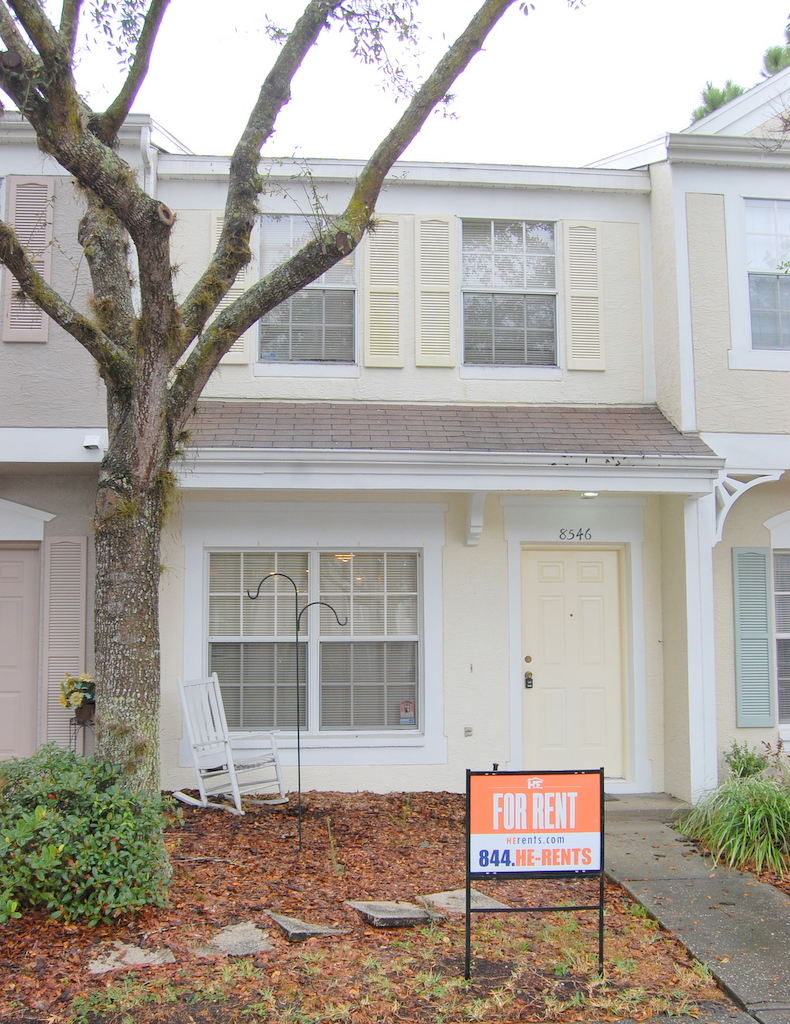 Townhouse for Rent in Tampa
