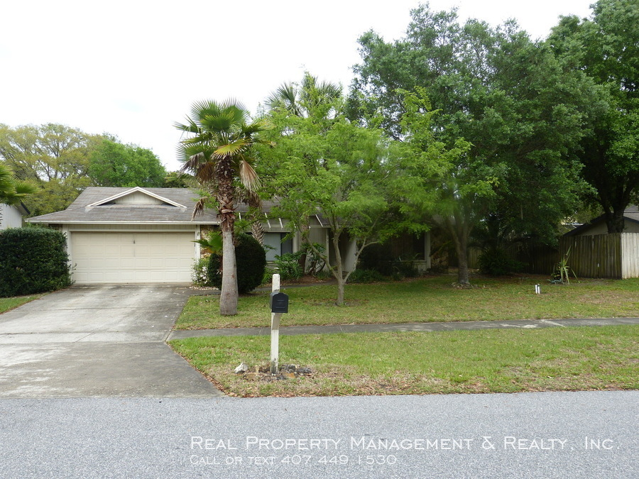House for Rent in Apopka