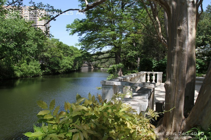 Turtle creek balcony