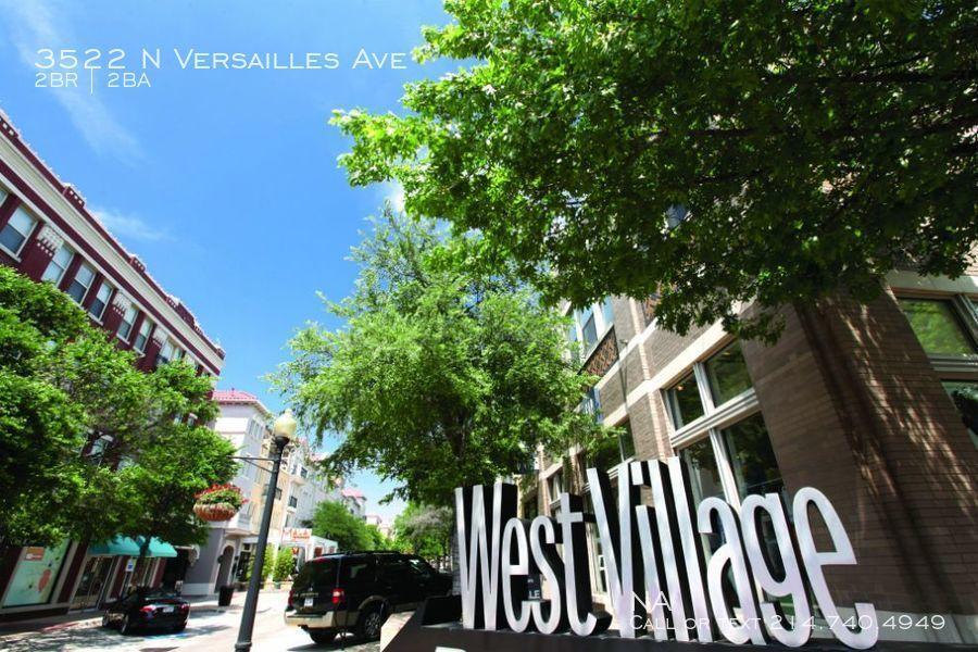 West village entry