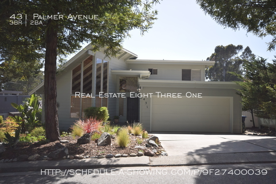 House for Rent in Aptos