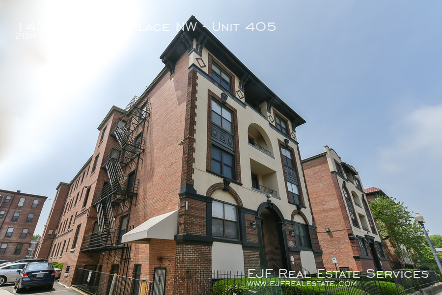 1436 Meridian Place NW, Unit 405 Washington DC 20010
