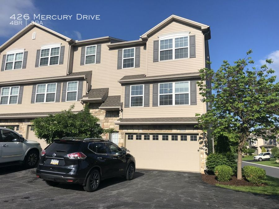 Townhouse for Rent in Mechanicsburg