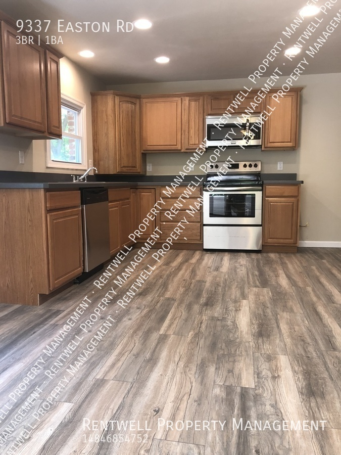House for Rent in Kintnersville
