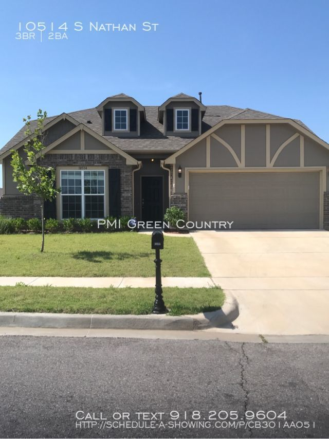 House for Rent in Jenks