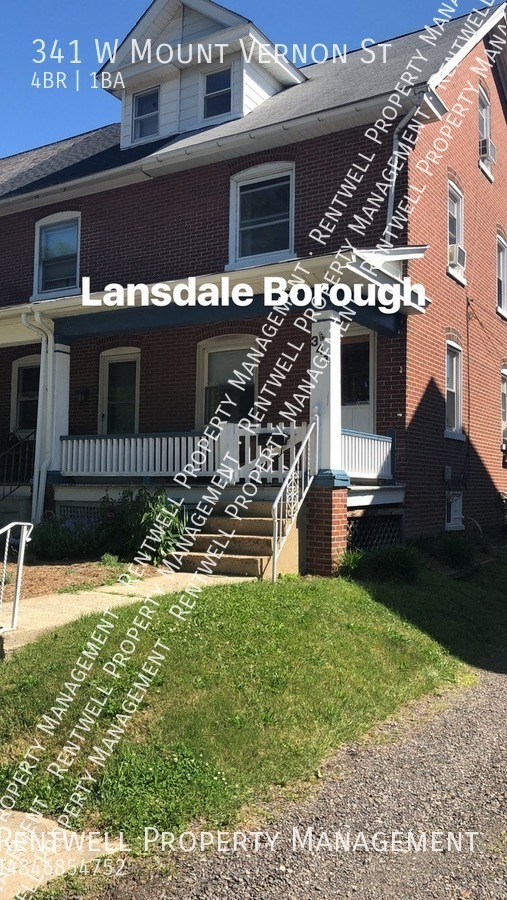 House for Rent in Lansdale