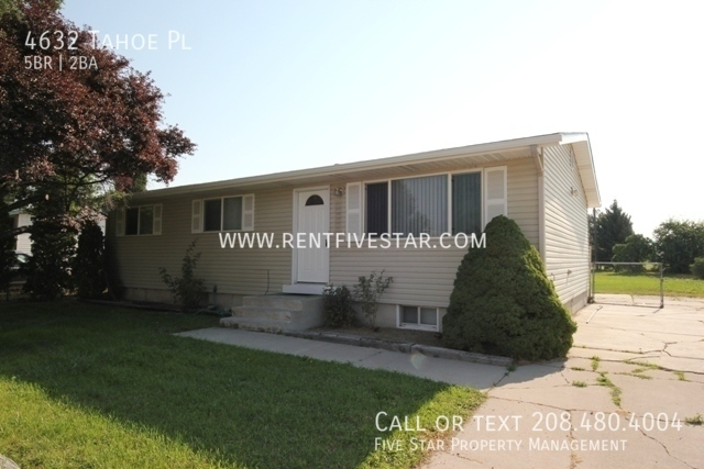 House for Rent in Chubbuck