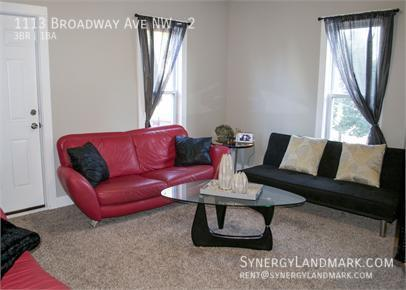 Living staged 1