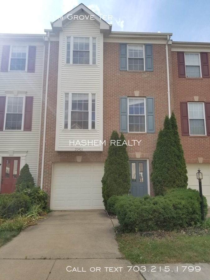 House for Rent in Ashburn