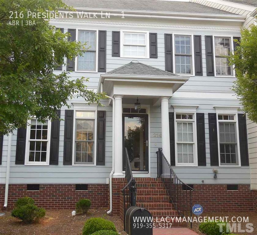 Rental Townhouses: North Carolina Townhomes For Rent In North Carolina