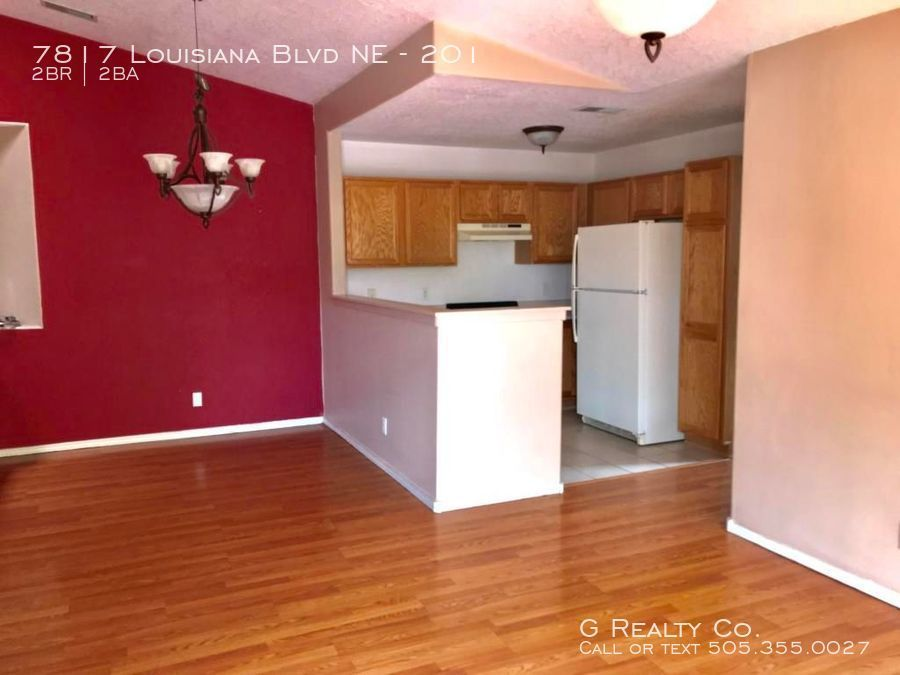 Townhouse for Rent in Albuquerque