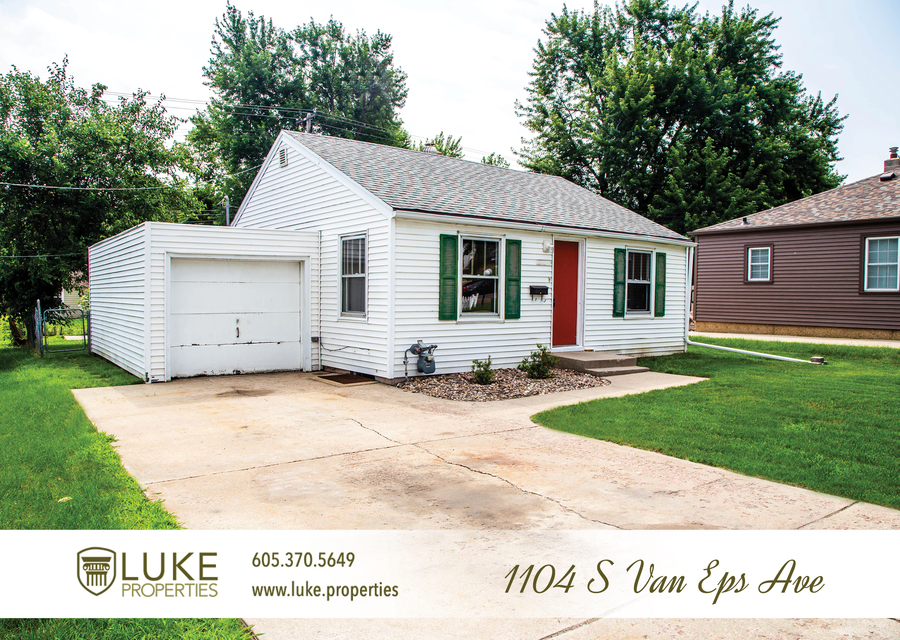Luke properties 1104 s van eps sioux falls 57105 apartment for rent 0