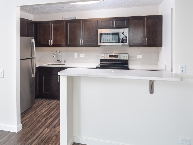 Presidential-towers-chicago-il-open-concept-kitchens-available