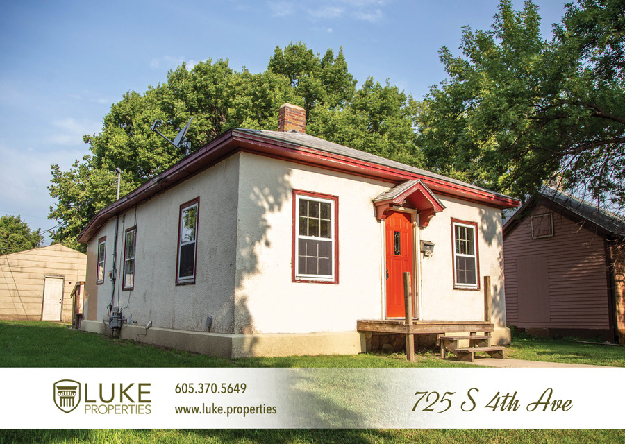 Luke properties 725 s 4th ave sioux falls sd 57104 house for rent