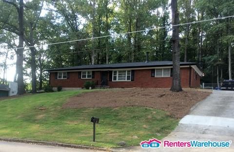 House for Rent in Atlanta