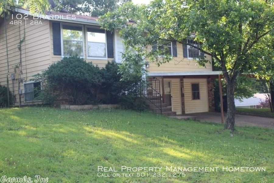 House for Rent in Hot Springs National Park