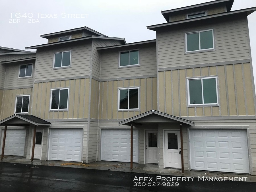 Townhouse for Rent in Bellingham