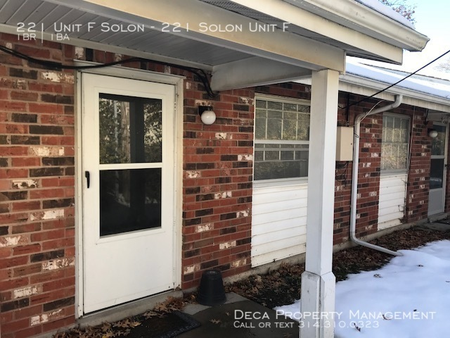 Apartment for Rent in Ballwin