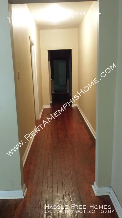 1279 faxon   1279 hallway to kitchen