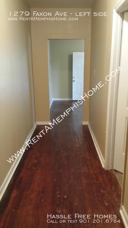1279 faxon   hallway to living room