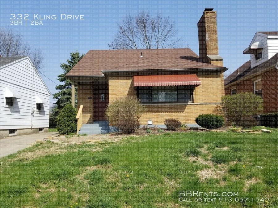 332 Kling Drive Dayton Oh 45419 Bbrents Com