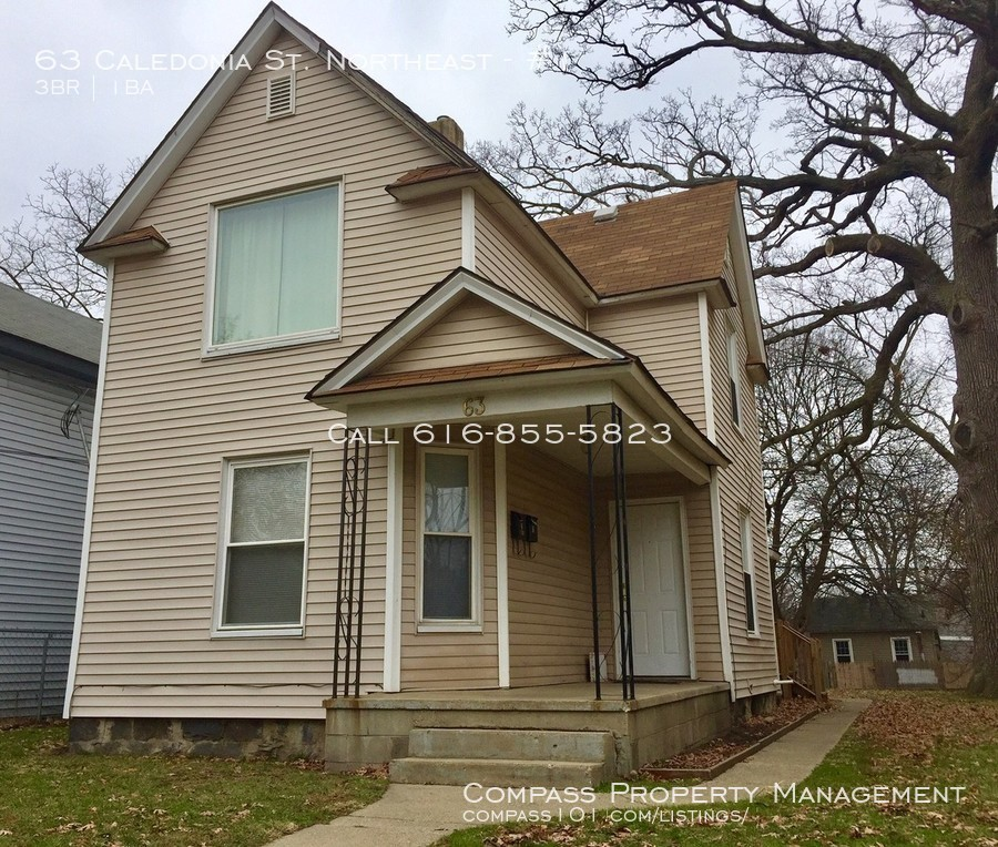 63 Caledonia St Northeast 1 Grand Rapids Mi 49505