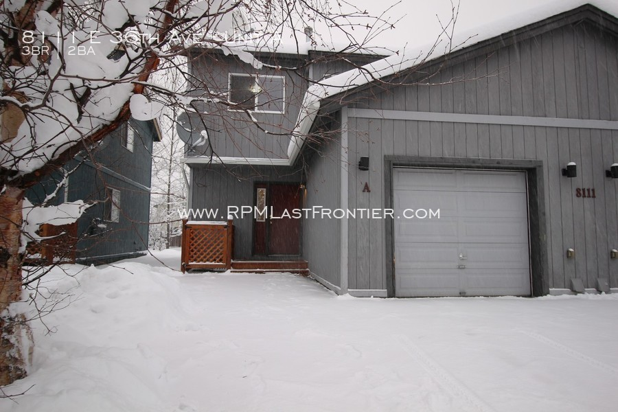 Townhouse for Rent in Anchorage