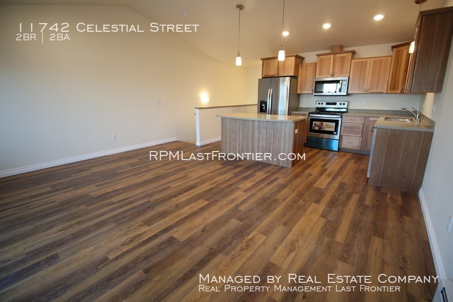 Townhouse for Rent in Eagle River