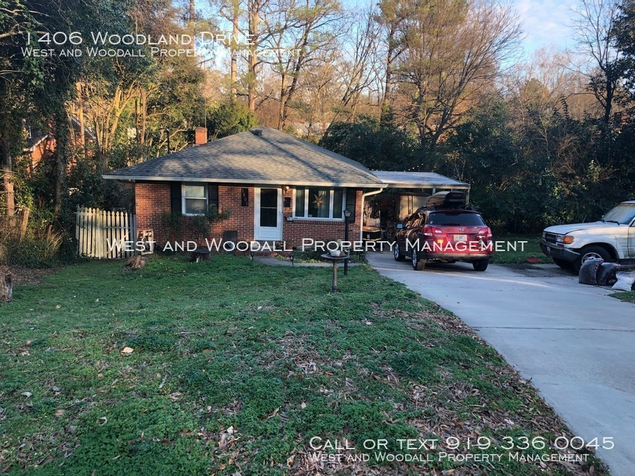 1406 Woodland Drive, Durham, NC 27701 | West and Woodall ...