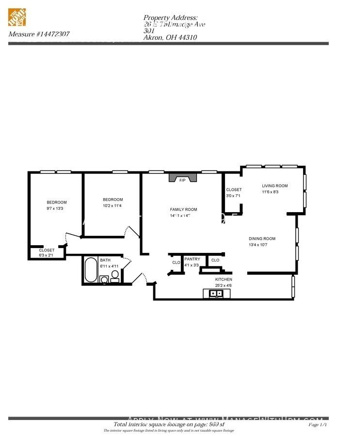2_bed_family_room_living_room_301_floorplan