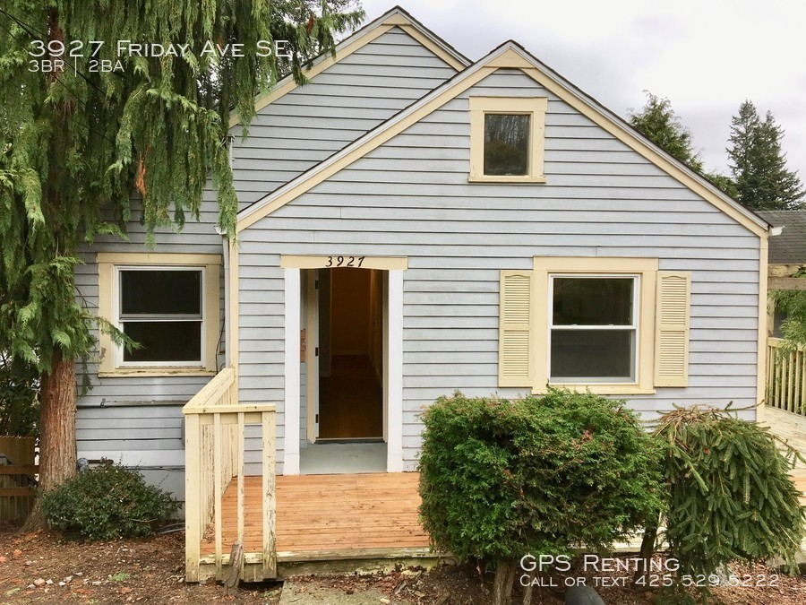 House for Rent in Everett