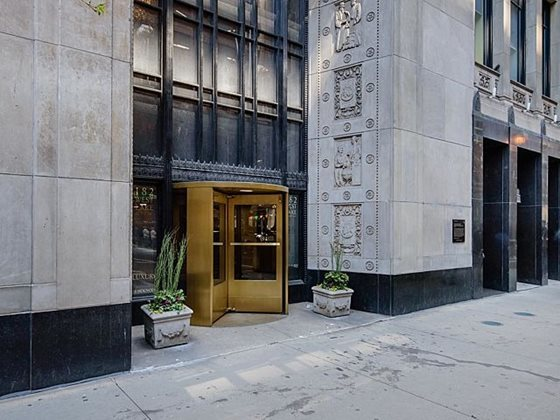 Century_tower_apartments_for_rent_in_the_loop_-_entrance