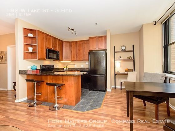 Century tower apartments for rent in the loop   floor plans with expansive living space and upgraded kitchens copy