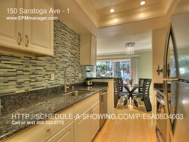 Apartment for Rent in Santa Clara