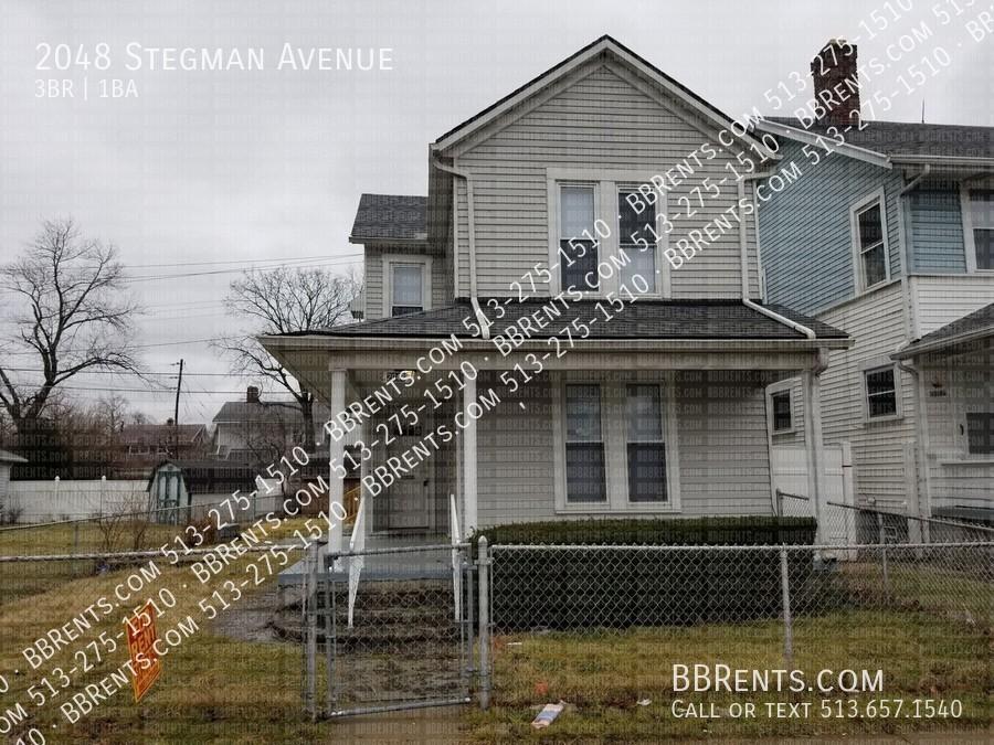 2048 Stegman Avenue Dayton Oh 45404 Bbrents Com