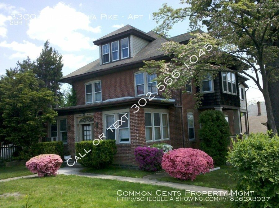 Apartment for Rent in Claymont