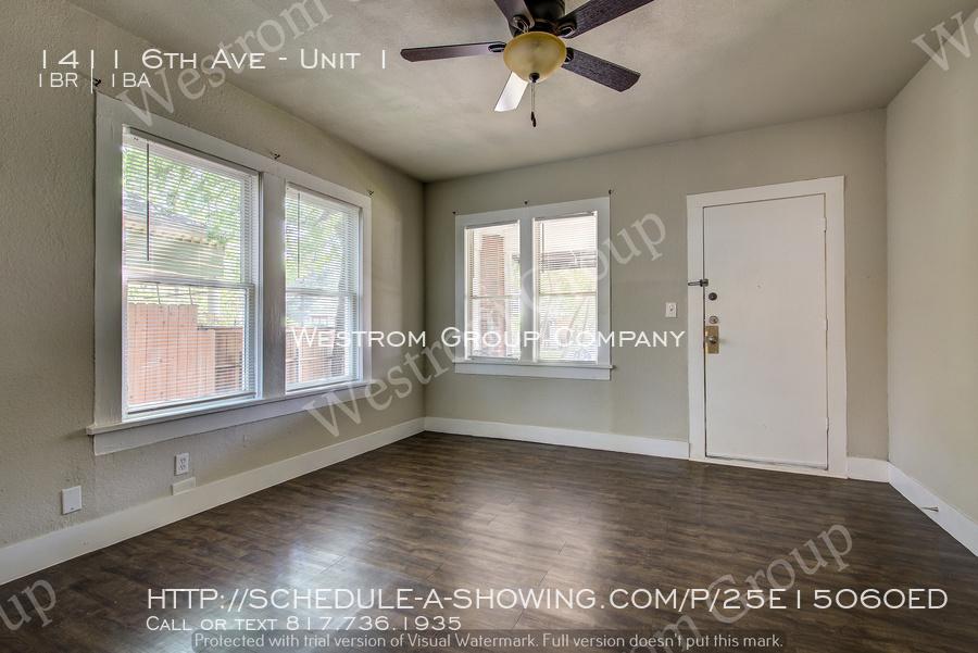 1411 6th Ave - Unit 1, Fort Worth, TX 76104 | Westrom ...