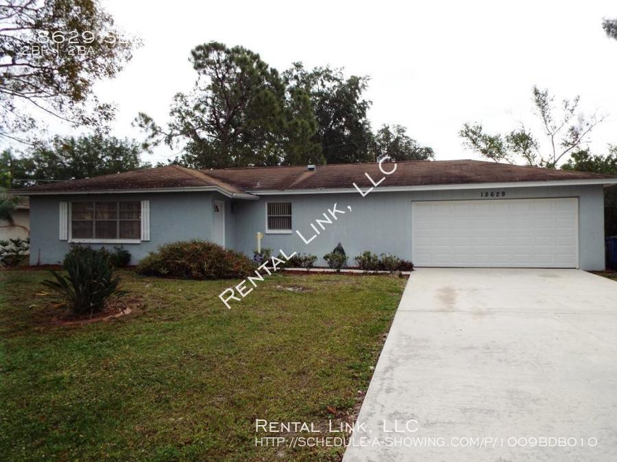 18629 Sebring Road Fort Myers Fl 33967 Rental Link Llc