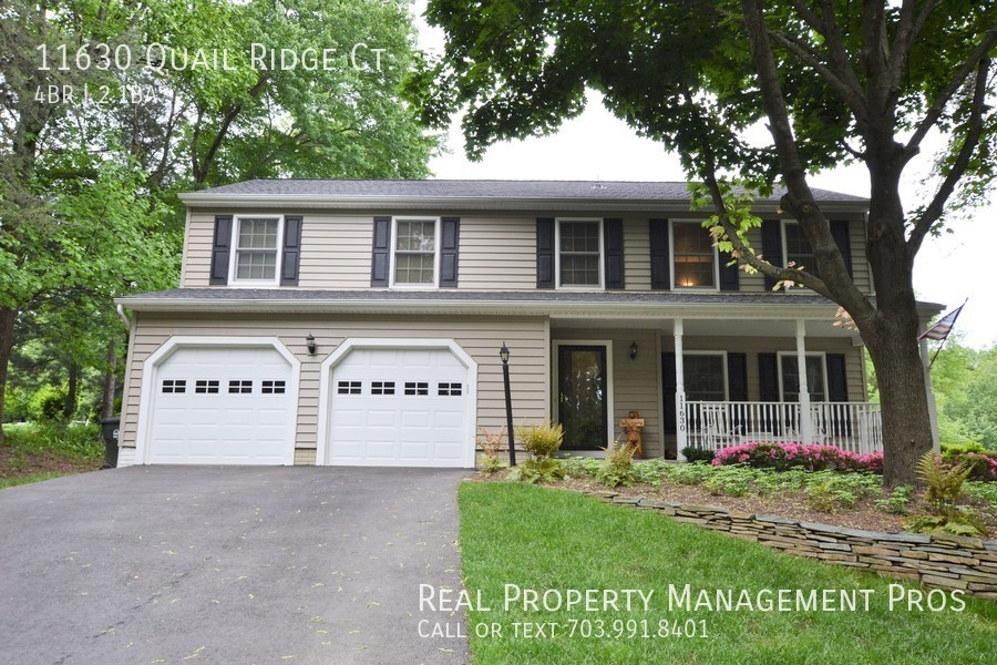 House for Rent in Reston