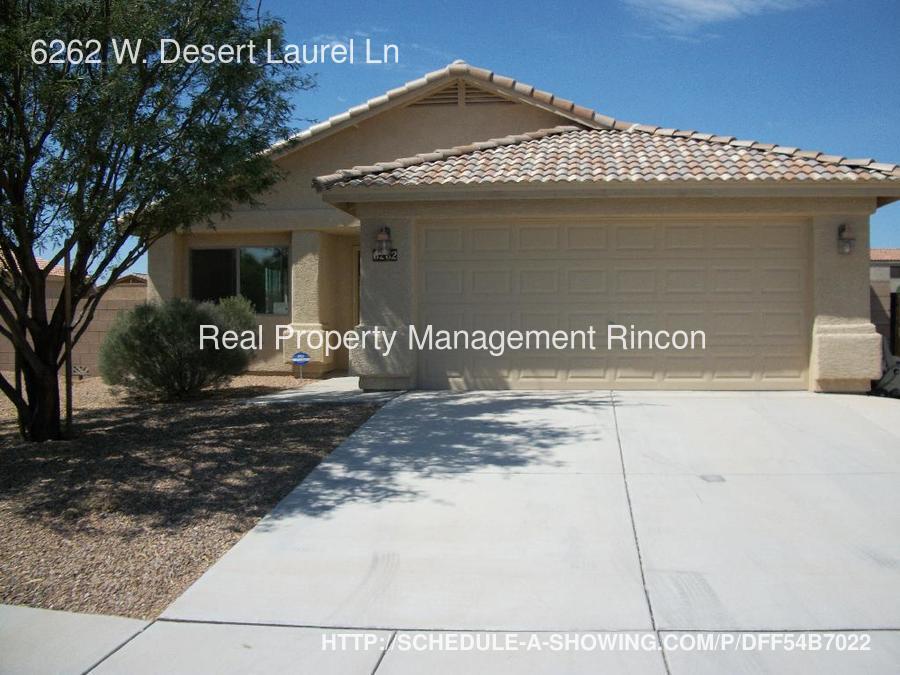 6262 W Desert Laurel Ln, Tucson, AZ 85757
