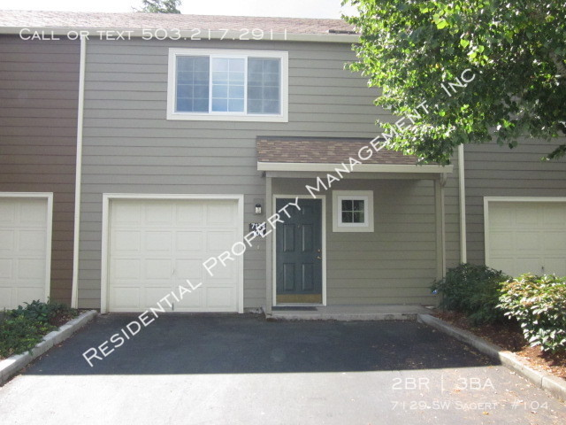 Apartment for Rent in Tualatin