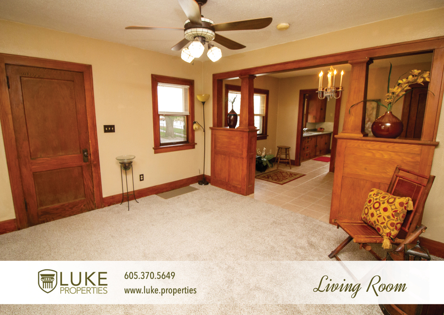 Luke properties 915 w 12th st sioux falls sd 57104 house for rent3