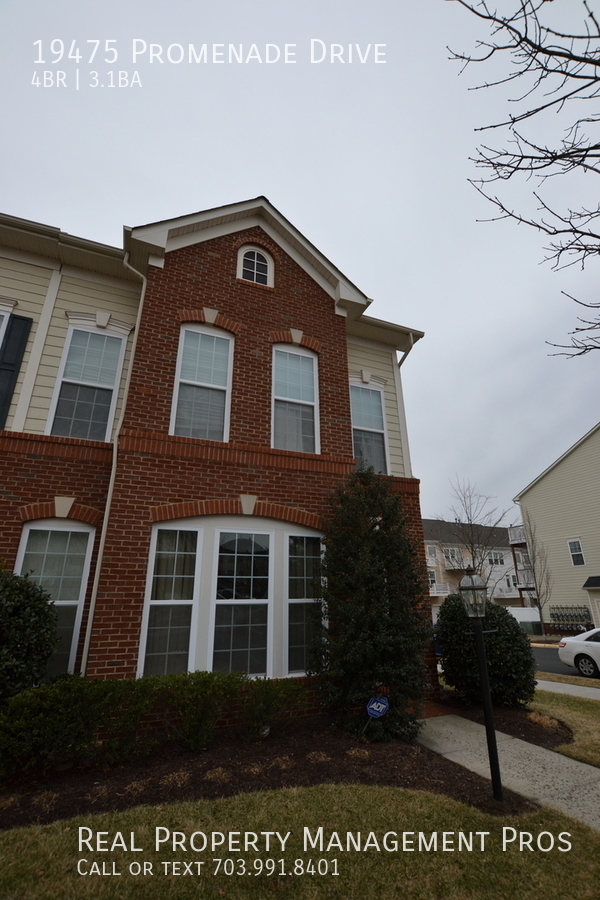 Townhouse for Rent in Leesburg