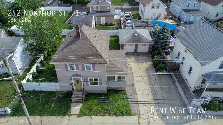 House for Rent in Cranston