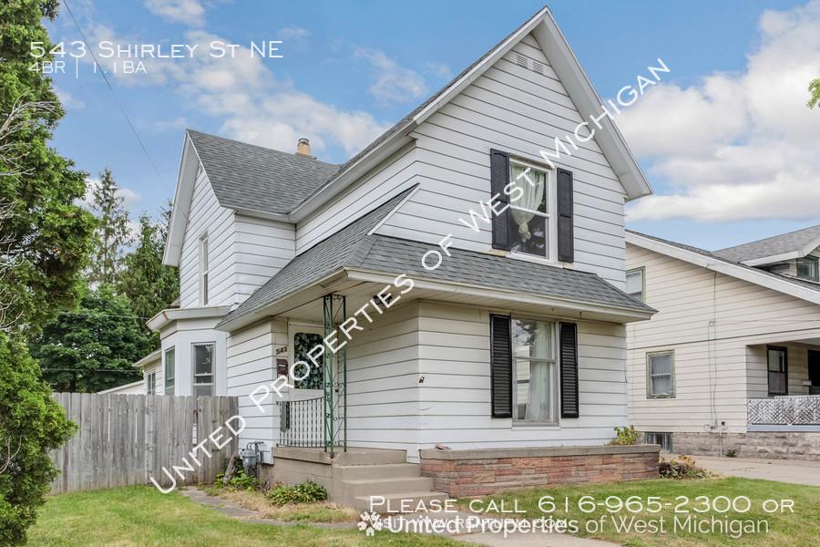 543 Shirley St NE, Grand Rapids, MI 49503   United ...