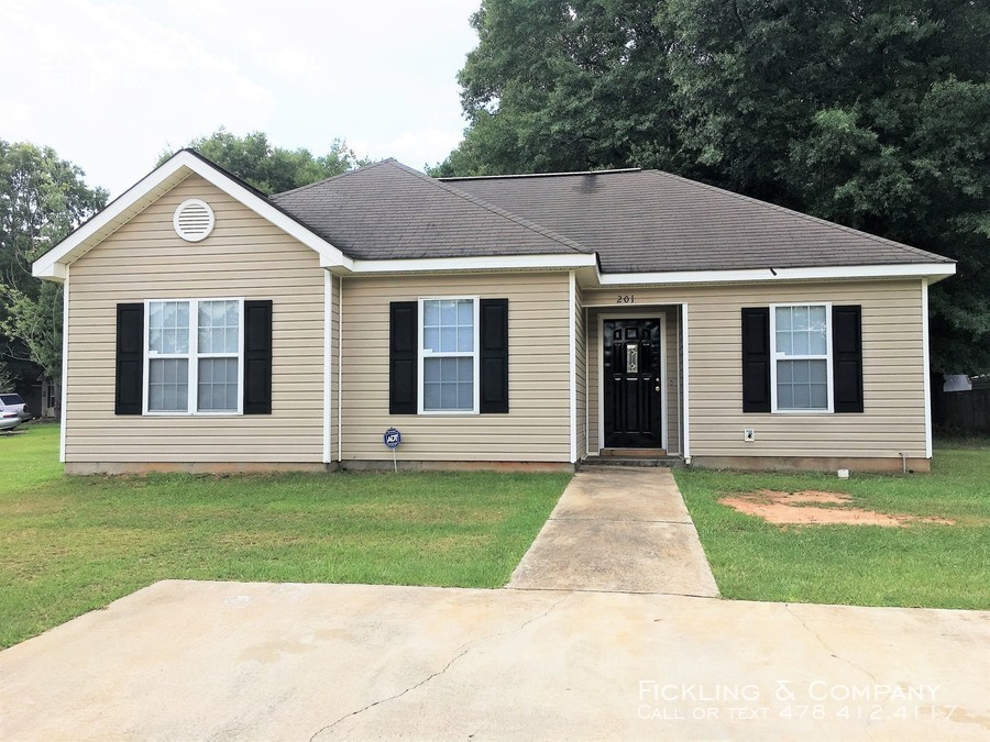 Houses for Rent in Warner Robins, GA - 3 Home Rentals